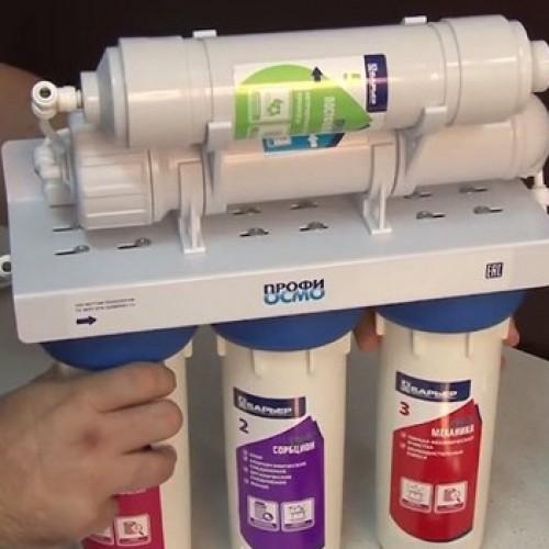 Самые популярные фильтры для очистки воды
