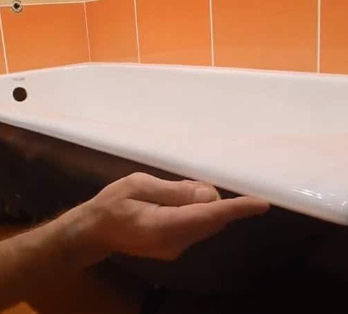 Подготовка к инсталляции чугунной ванны