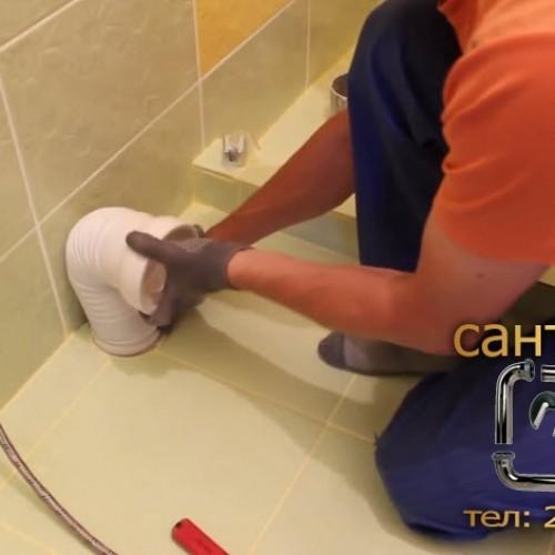 Не дорогая установка унитаза сантехником во Владивостоке
