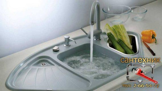 Выбираем сантехнику для ванной и кухни