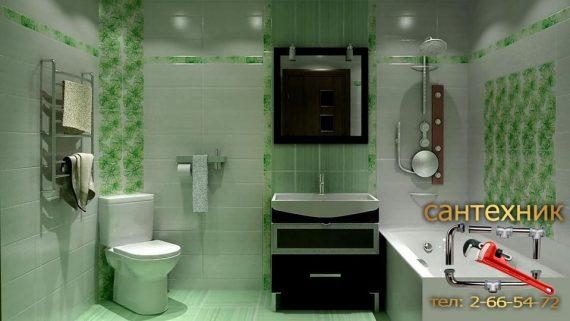 Делаем правильный выбор сантехники для ванной и кухни