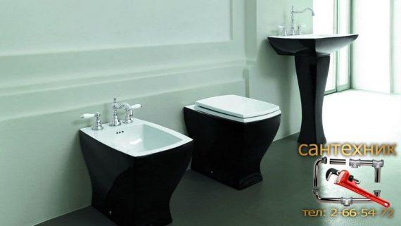 Делаем выбор сантехники для ванной и кухни