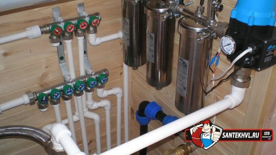 Контролируем ремонт сантехники в своём доме