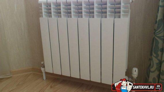 Радиаторы отопления - алюминиевые или чугунные
