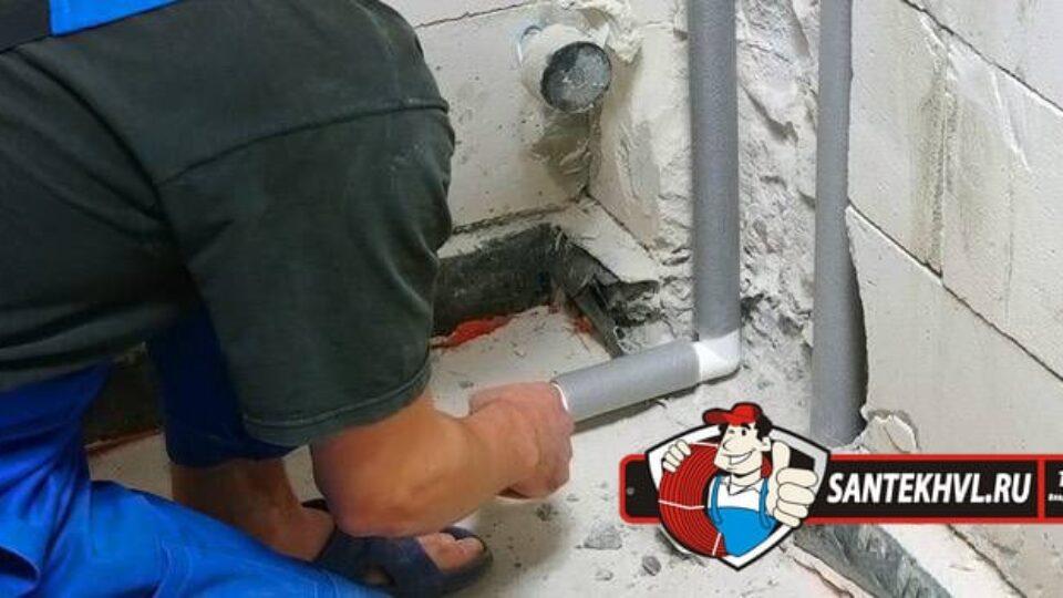 Как устранить шум в системах водоснабжения — ответы от нашего сантехника