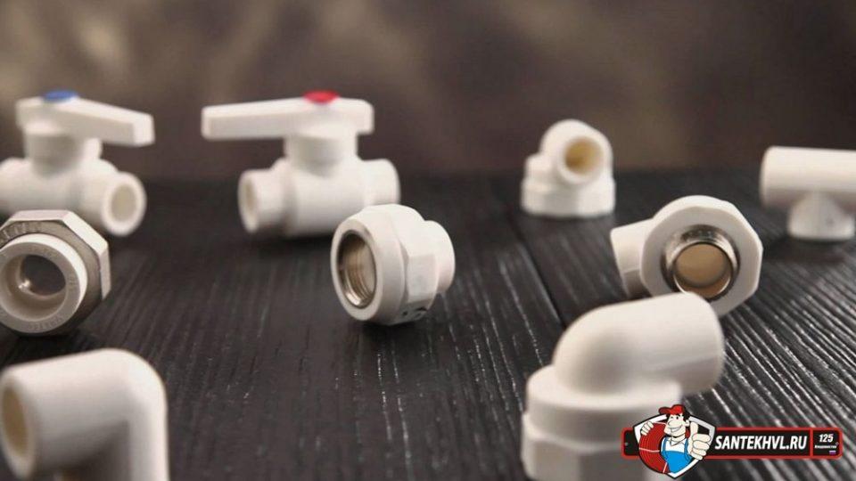 Полимерные трубы долговечны и сохраняют тепло лучше!