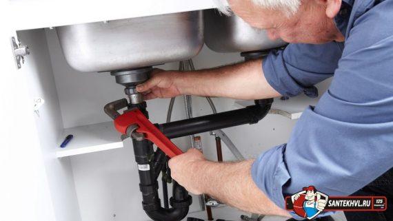 Советы сантехника по прочистке засоров и устранение протечек воды
