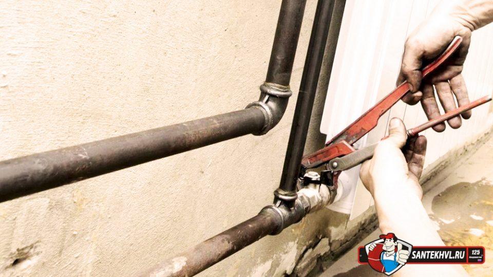 Стальные трубы для отопления: особенности, монтаж, цена