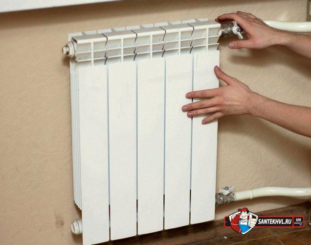 Когда необходимо заменить радиаторы?